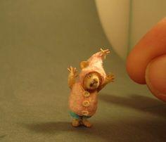 So cute!! Mouse by Aleah Klay