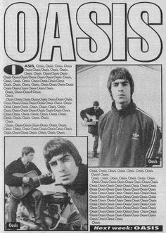 Foto Poster, A4 Poster, Poster Wall, Poster Prints, Bedroom Wall Collage, Photo Wall Collage, Picture Wall, Oasis Band, Rock Band Posters