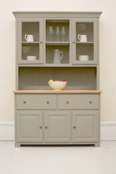 19 Best Kitchen Dresser Painted Grey Images Colors Kitchen Buffet