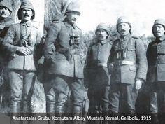 Genelkurmay Başkanlığı'nın arşivinden Çanakkale Savaşı