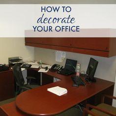 Decorating Your Office Walls - Corporette.com