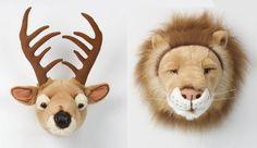 Animales decorativos