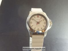 Victorinox INOX V Damenuhr - Quartz Armbanduhren - Oberösterreich Omega Watch, Dame, Quartz, Watches, Accessories, Bracelet Watch, Wristwatches, Clocks, Jewelry Accessories