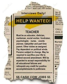More teaching positions open up! More teaching positions open up! Related posts:Sheldon Cooper germophobe - When a student comes to school sick www.Some of the Best Things in Life are. Your Teacher, School Teacher, Teacher Gifts, Teacher Sayings, Teacher Stuff, Teacher Humour, Teaching Humor, Teaching Quotes Funny, Funny Teacher Quotes