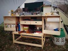"""Size is 75 x 44 x 44 centimeters (29,5 x 17,3 x 17,3 inches). I used 10 millimeter and 4 mm plywood (4/10"""" & 2/12"""") and ended up with a weight of 12 kg (below 29 lbs) including the supporting structure. For transport the box fits in the inverted supporting structure (built from 44 x 22 millimeters squared timber)."""