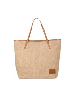 Jute Bags India, Jute Shopping Bags Online, Jute Shopper Bag -   Jute Shopper bag Rs. 2,200.00  Availability: In stock  100 % Real Leather Everyday use shopper bag Crafted in jute with a hint of leather One single compartment with magnetic enclosure 2 slim leather shoulder straps