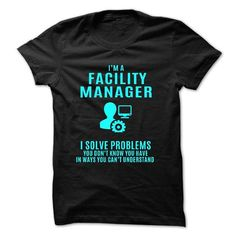 Love being A FACILITY MANAGER T Shirts, Hoodies. Get it now ==► https://www.sunfrog.com/No-Category/Love-being--FACILITY-MANAGER-61092500-Guys.html?41382