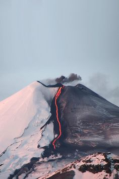 Volcanoes are really amazing