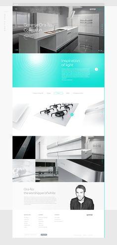 Gorenje Redesign Concept on Behance