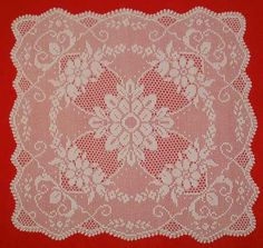 Hey, I found this really awesome Etsy listing at https://www.etsy.com/listing/174155869/filet-crochet-pattern-doily-houseware