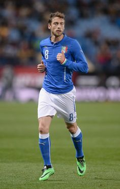 Claudio Marchisio - Spain v Italy