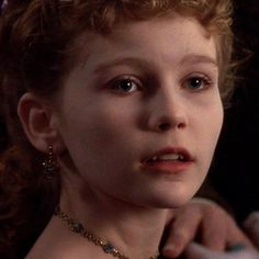 Young Kirsten Dunst in Interview with the Vampire