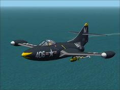 F9F-2 Panther Navy Fighter