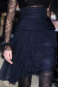 Christian Lacroix Haute Couture - Detail...love