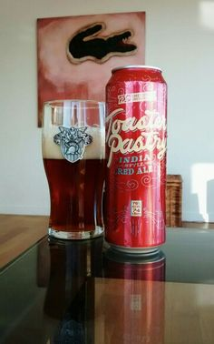 Toaster Pastry India Red Ale, or India-Style Red Ale, by 21st Amendment. #ToasterPastryIndiaRedAle #21stAmendmentToasterPastery #indiaredale #craftbeer #beer