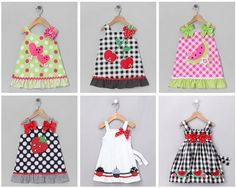Como hacer vestidos bonitos para niñas
