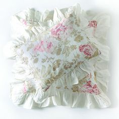 Pom Pom at Home Sofia Pillow Sham $58.00 #thebellacottage #shabbychic #freeshipping