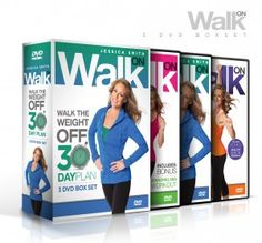 "Get fall started off on the right foot! Join our September ""Walk On: Walk Off the Weight"" 30 Day Challenge!"