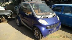 SMART FORTWO 2005 Smart Fortwo, Van, Vehicles, Rolling Stock, Vans, Vehicle