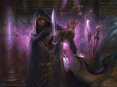 Agent of the Fates by MattStewart