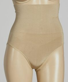 d4992f413a Mandy Shapewear Nude Shaper High-Waist Briefs - Womenn   Plus
