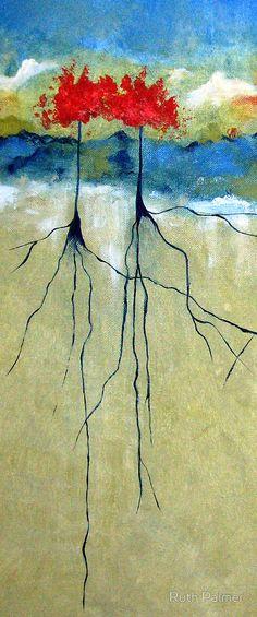 Deep Roots von Ruth Palmer