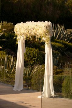 Love this Ceremony arch