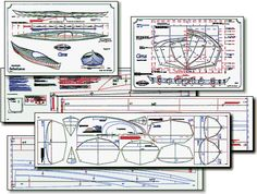 stitch and glue plywood kayak plans