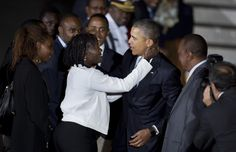Obama returns to Kenya, reunites with father's family - Yahoo News