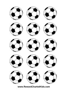 soccer ball stickers Soccer Birthday Parties, Soccer Party, Soccer Ball, Volleyball Pictures, Cheer Pictures, Softball Pics, Kids Soccer Goal, Kids Rewards, Vip Kid
