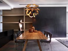 Chic Apartment for Young Couple in Taipei - http://freshome.com/chic-taipai-apartment/