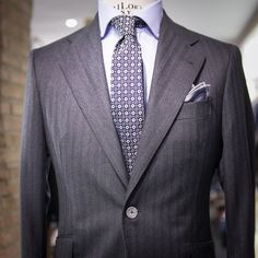 landerurquijo — Wear a great tie and it will change your suit … /...