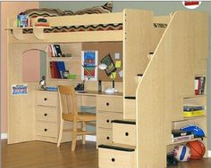 20 Bunk Beds So Incredible, You'll Almost Wish You Had To Share A Room
