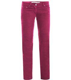Iti Skinny Corduroy Trousers by Isabel Marant Etoile  #Matchesfashion