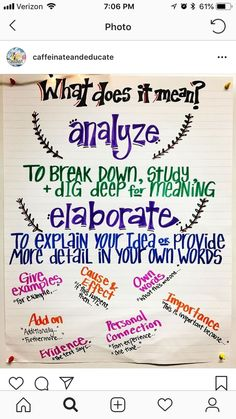 23 Close Reading Anchor Charts That Will Help Your Student Grammar Anchor Charts, Writing Anchor Charts, Summarizing Anchor Chart, Summary Anchor Chart, Science Anchor Charts, 8th Grade Ela, 6th Grade Reading, Student Reading, Grade 2