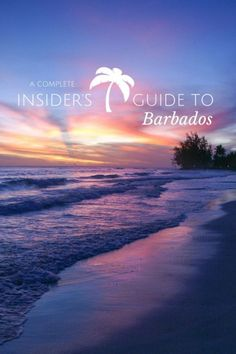 Insiders guide to Barbados