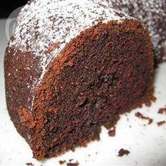 Beetroot and Dark Chocolate Cake @ allrecipes.com.au