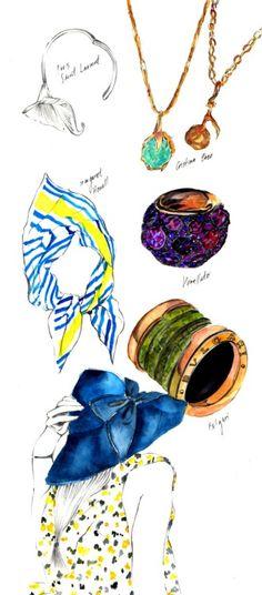 watercolor accessories