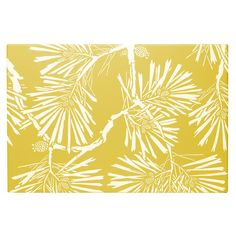 7f861caec94 Yellow Palms Canvas Print - A La Mode Studio - On Temple   Webster today!