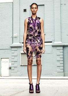 via Review - Givenchy Resort 2012 - Givenchy - Collections - Vogue