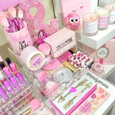 Pink Makeup Love @beautyamorie ♡♥♡♥♡♥