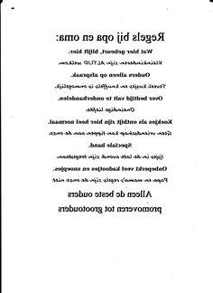 Ongekend De 57 beste afbeeldingen van Lyrics ♥ Gespiegelde tekst/ teksten GN-05