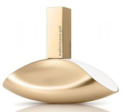 Pure Gold Euphoria Women Calvin Klein perfume - a new fragrance for women 2017