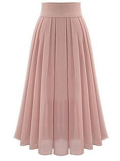 Waist Jeans hosen kombinieren Details about Tanming Women's Elegant High Waist Pleated Chiffon Skirt Tanming Women & Elegant High Waist Plissee Chiffon-Rock Chiffon Skirt, Dress Skirt, Swing Rock, Modelos Fashion, Womens Maxi Skirts, Ladies Skirts, Pleated Skirts, Tulle Skirts, Long Skirts