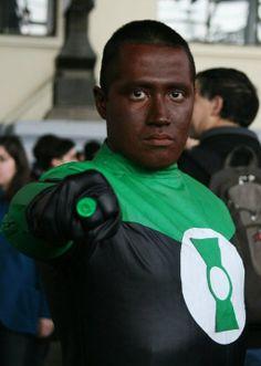 Green Lantern John Stewart, Comic Con 2011