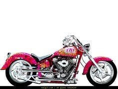 Harley Davidson Fat Boy (Girl)
