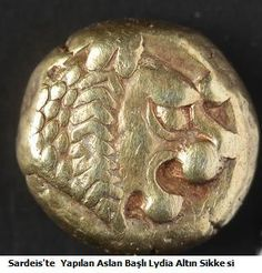 Lydia altın sikke Coins Worth Money, Coin Worth, Gold And Silver Coins, Archaeological Finds, Antique Coins, Ancient Greek, Antiques, Seals, Travel