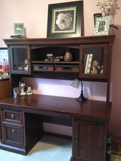 sauder arbor gate desk  -wish this was not discontinued.
