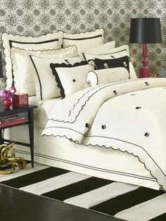 Piedmont Park Duvet Cover by kate spade new york Bedding on Gilt Home #GiftMe