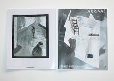 Arrival | Grant Simpson. A book of short stories, designed and illustrated by Kate Timney. Published by Beaumont Press.